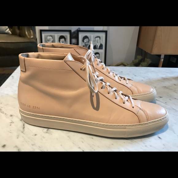 4e276c07b32c Common Projects Other - Common Projects Achilles Mid Natural 46 13 Low